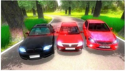 Скачать City Cars Racer 2